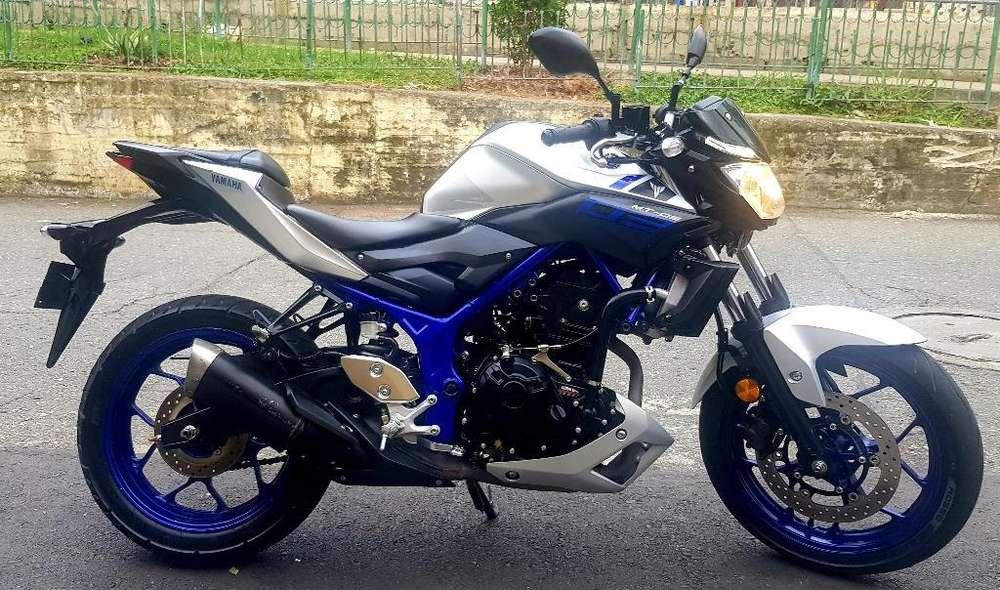 Yamaha Mt03 2017 Al.dia