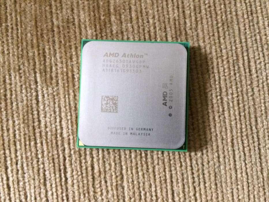 procesador amd atlon 64