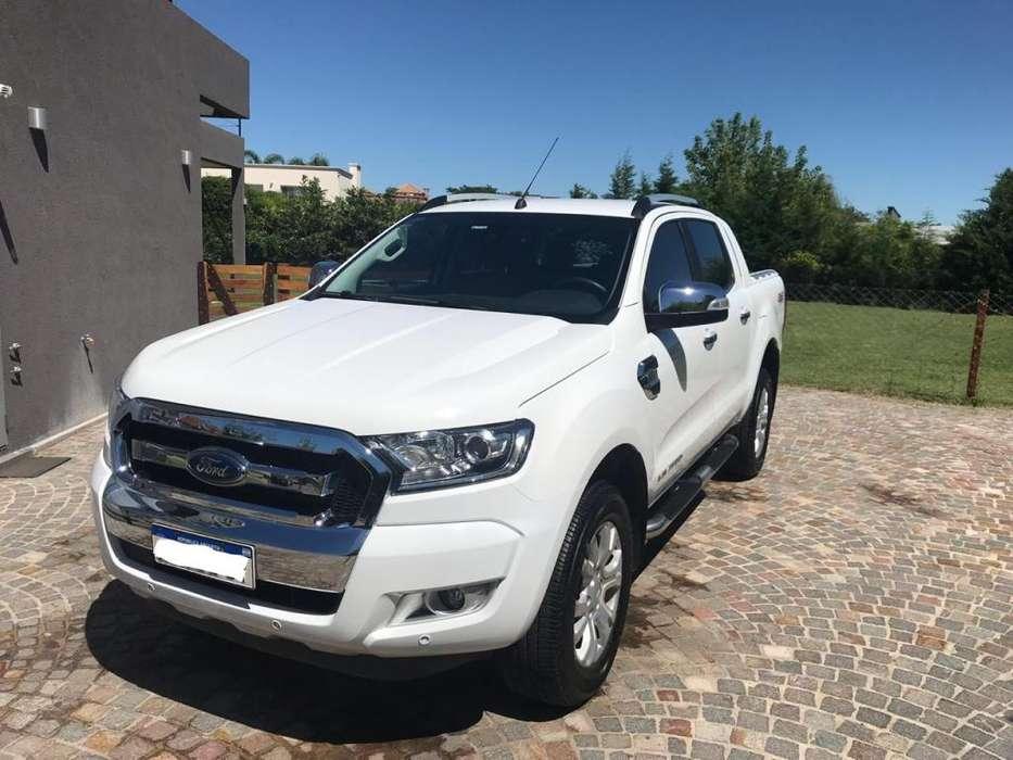 Ford Ranger 2018 - 8000 km