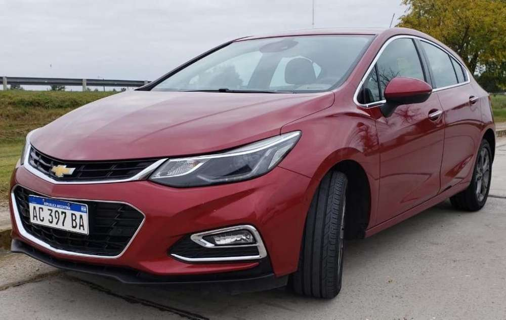 <strong>chevrolet</strong> Cruze 2018 - 54000 km