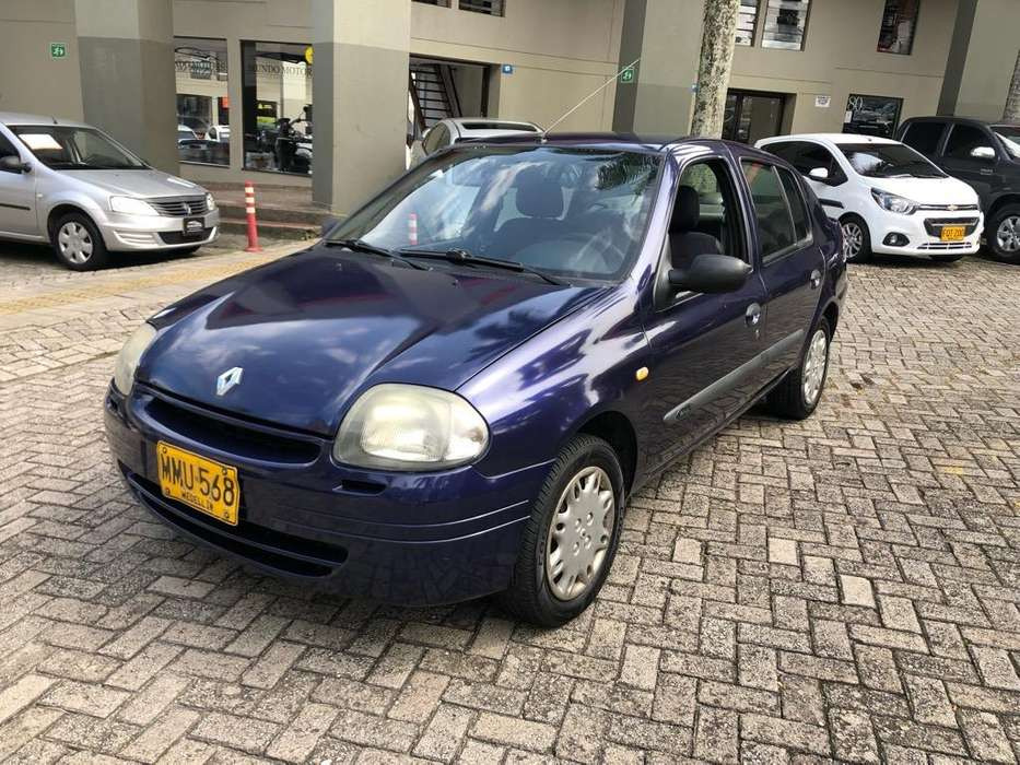 Renault Symbol 2002 - 187000 km