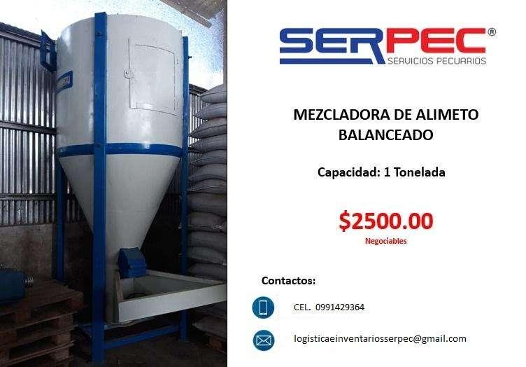 MEZCLADORA DE BALANCEADO