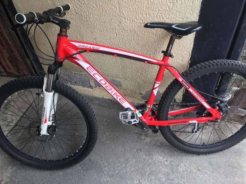 Bicicleta Ecobike Organic