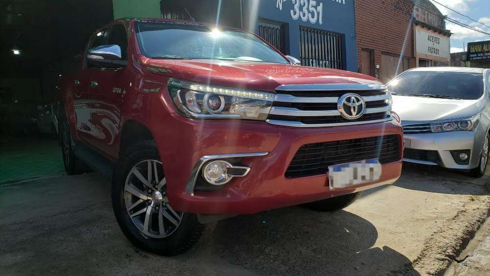Toyota Hilux 2016 - 93000 km