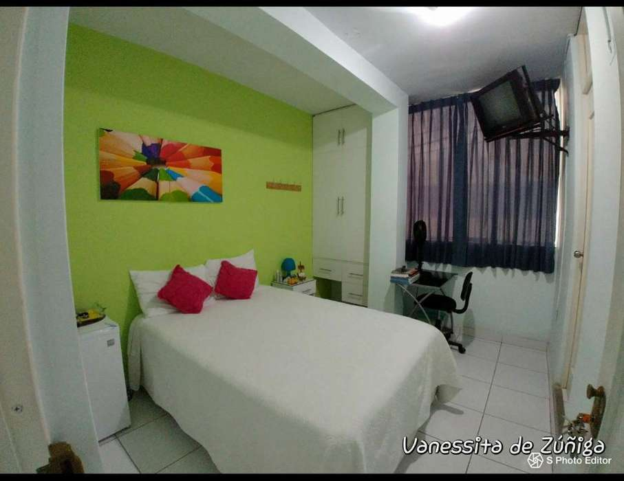 habitaciones amobladas Chiclayo