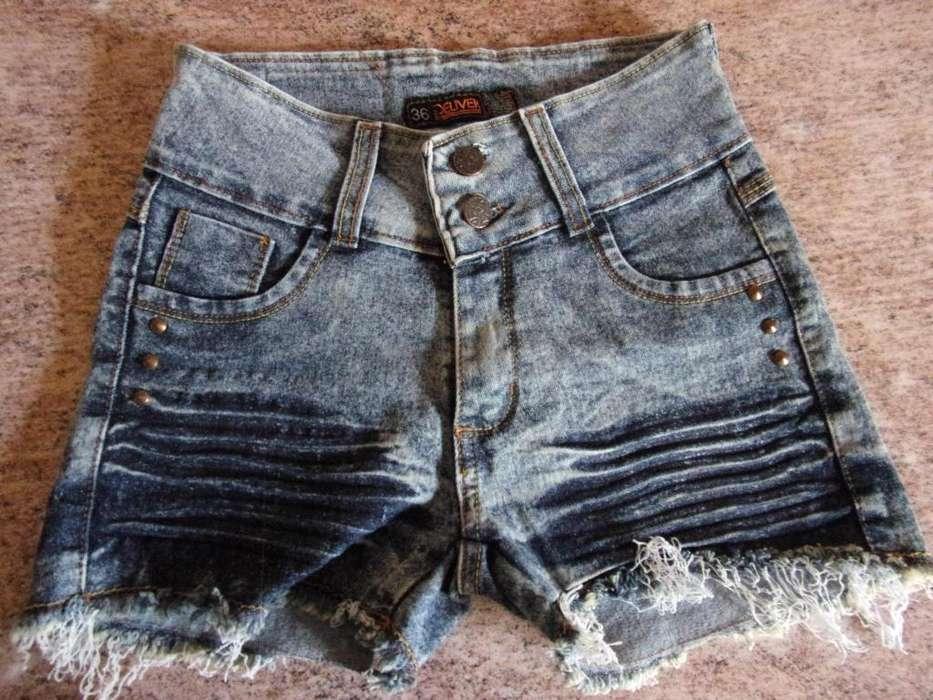 Short de jean nuevos