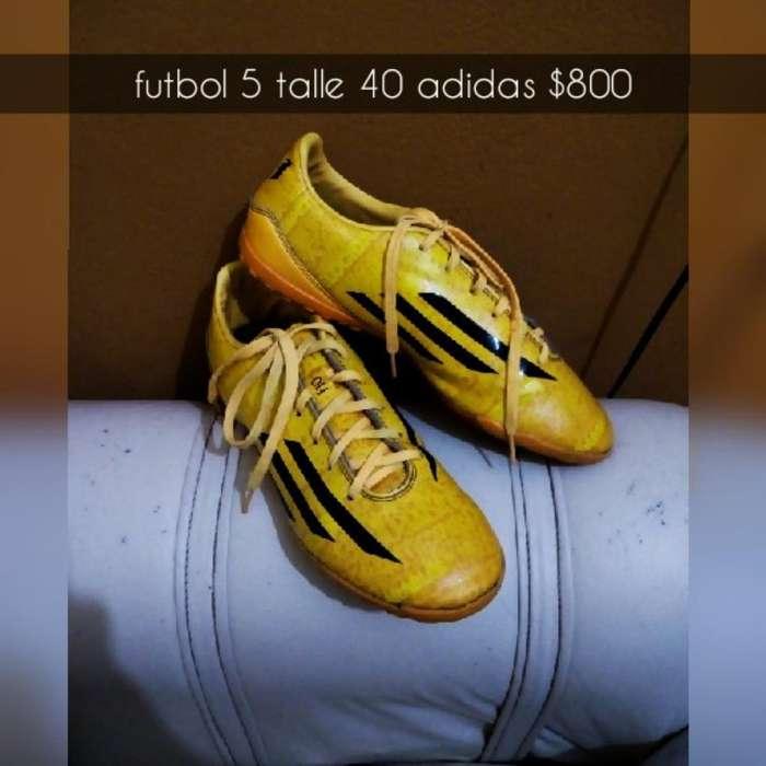 Futbol 5 Adidas