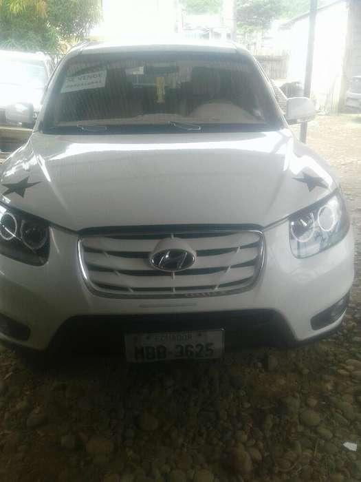 Hyundai Santa Fe 2011 - 54871 km