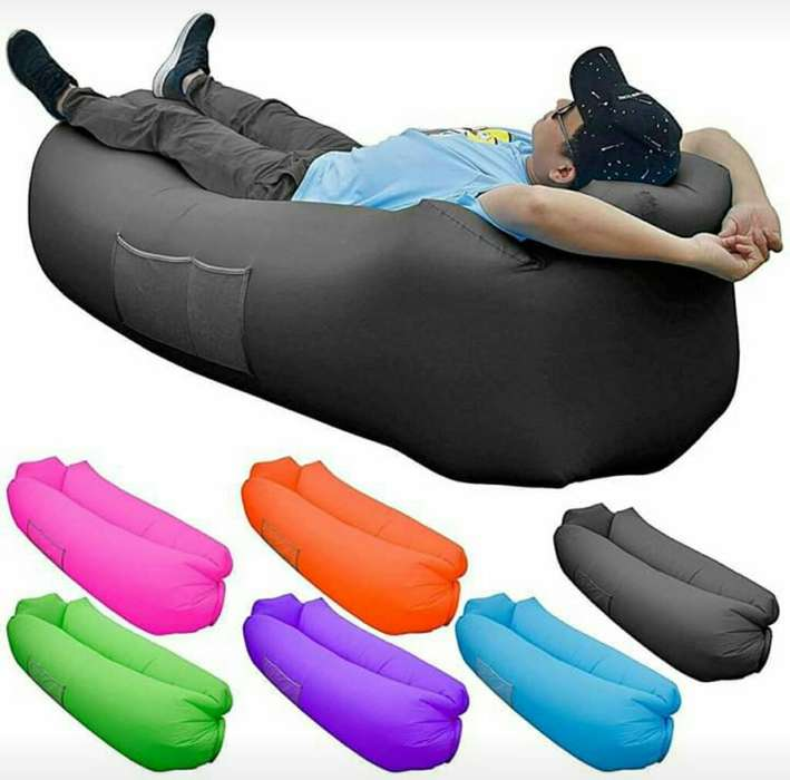 Cama Ideal para Playa Piscina Camping