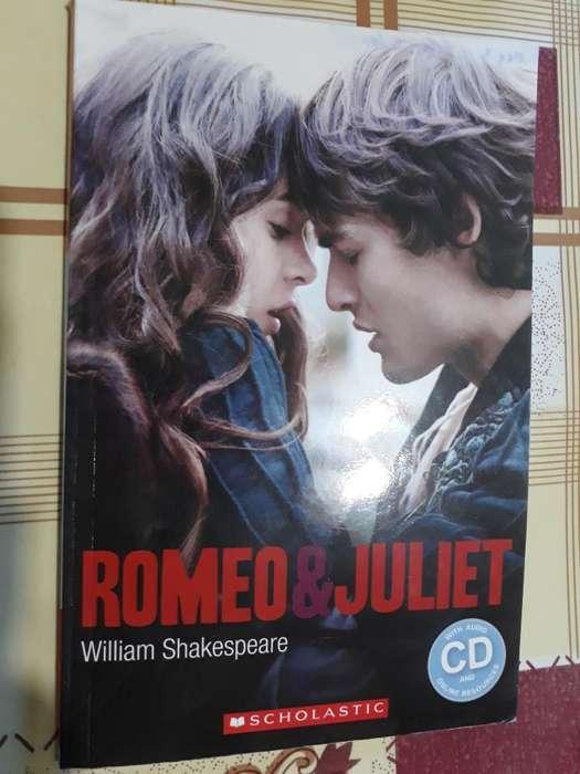 Vendo Romeo Y Julieta en Inglés