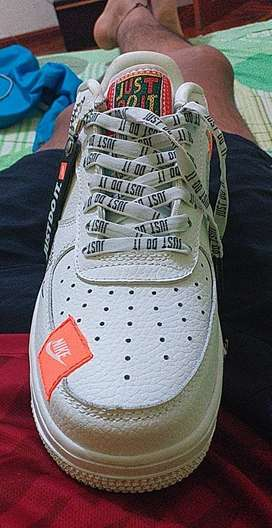 zapatillas nike air force just do it