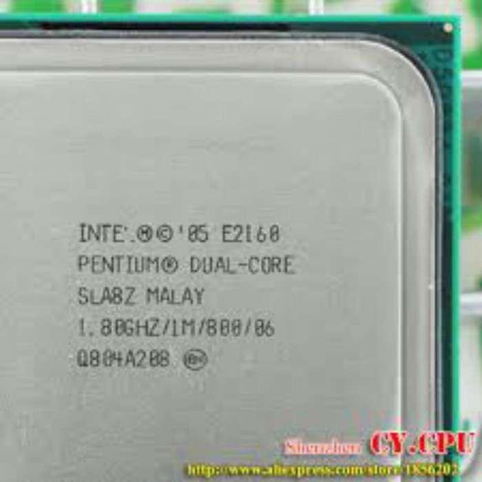 Procesador Dual Core 1.80ghz Socket 775