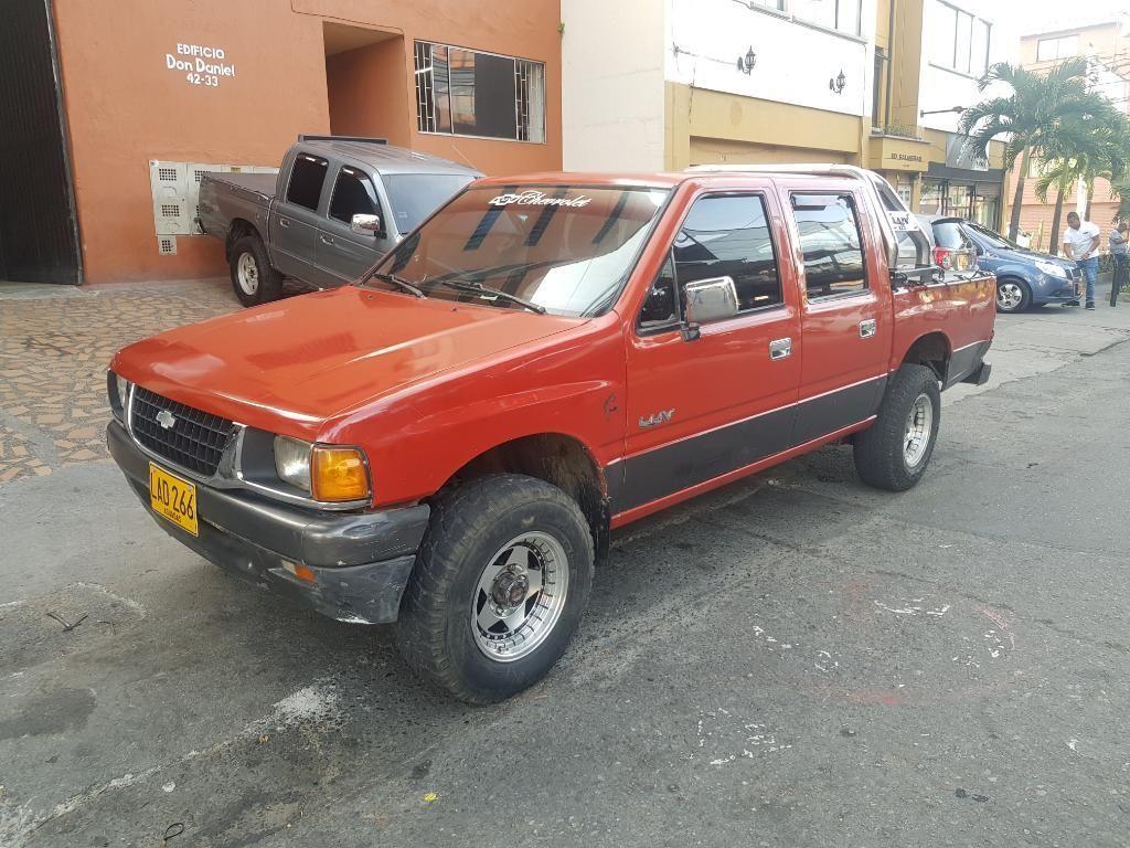 Chevrolet Luv 2.3cc 4x4