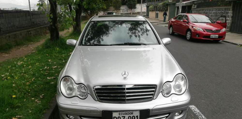 <strong>mercedes-benz</strong> Clase C 2005 - 125000 km