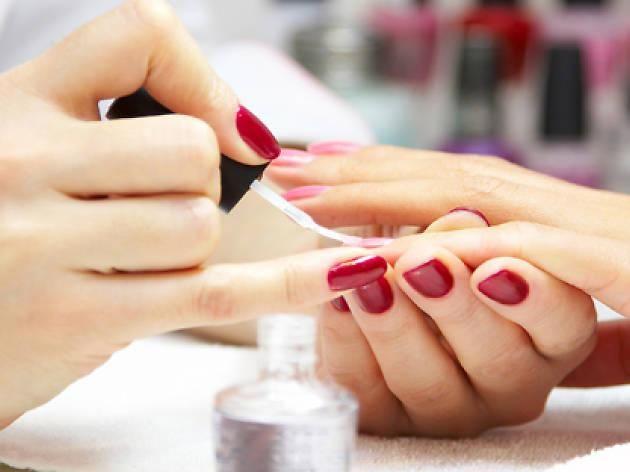Curso de manicure y pedicure, tambien clases a domicilio