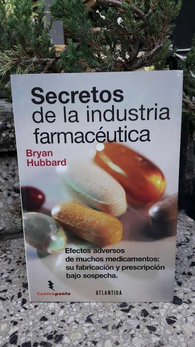 Secretos de La Industria Farmaceutica