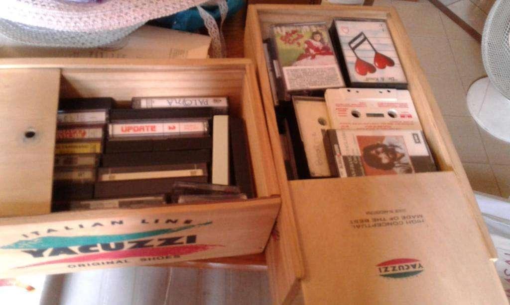 Cassettes Varios