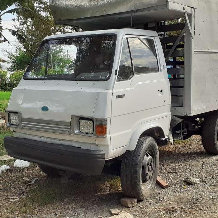 Permuto Camion Diesel Motor Qd32 3. Full