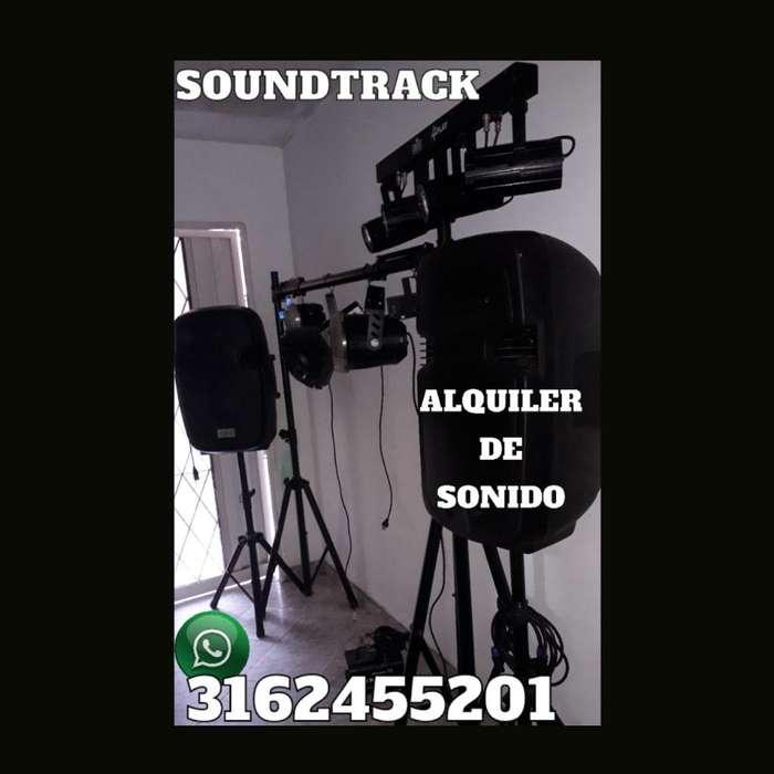 #soundtrack Alquiler de Sonido
