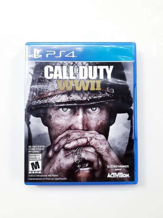Cambio O Vendo Cod Ww2 Ps4
