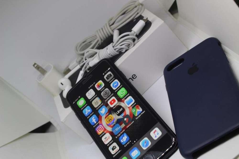 iPhone 7 32Gb con Accesorios -10/10