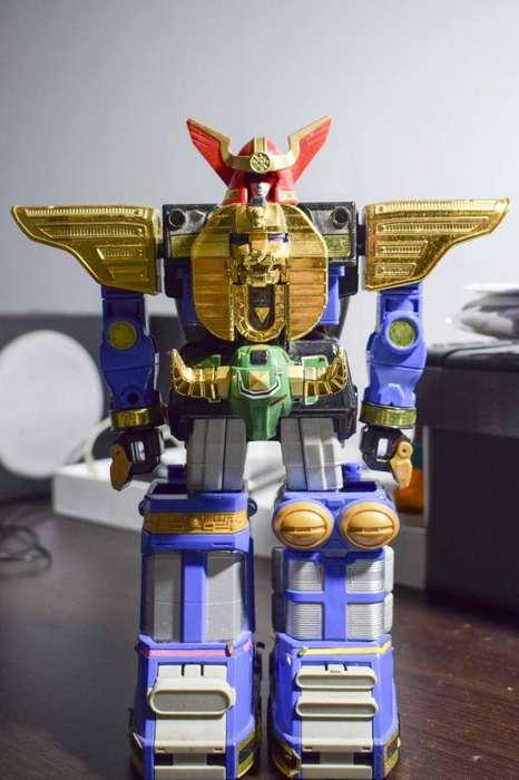 Megazord Power Rangers Zeo