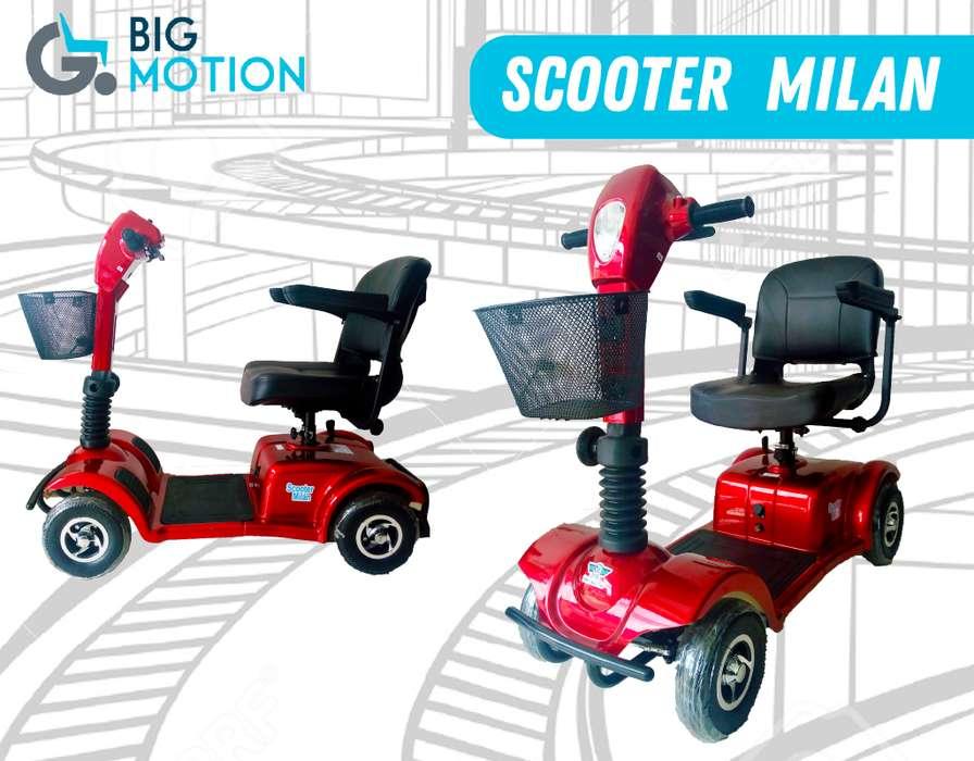 Scooter Milan