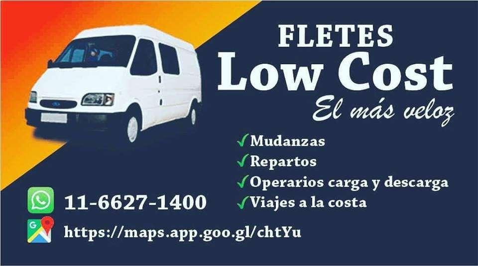 FLETES NORTE EL MAS ECONOMICO