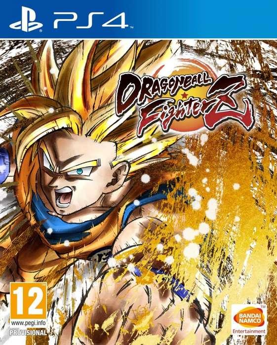DRAGON BALL FIGHTER Z PS4 NUEVO SELLADO
