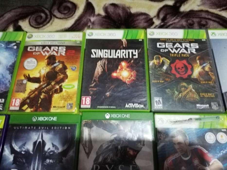 Vdo Juegos Xbox 360 Originales