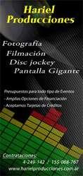 Foto Video Pantalla