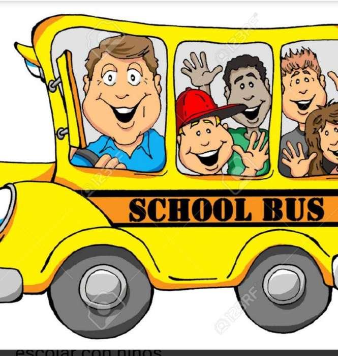 Ofrezco Servicio de Transporte Escolar