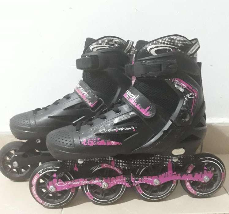 Patines Canariam Rollerteam