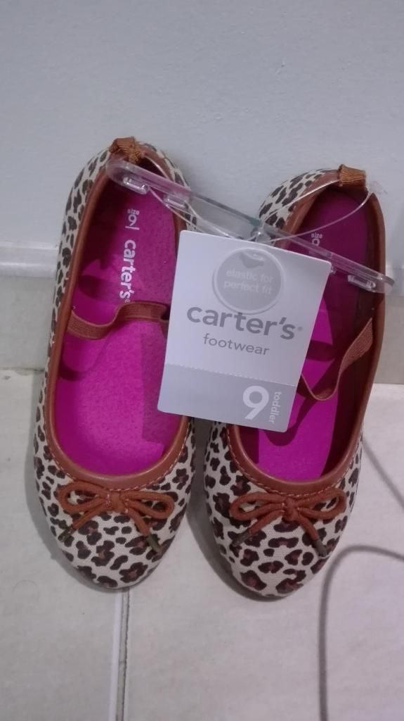 Baletas Carters
