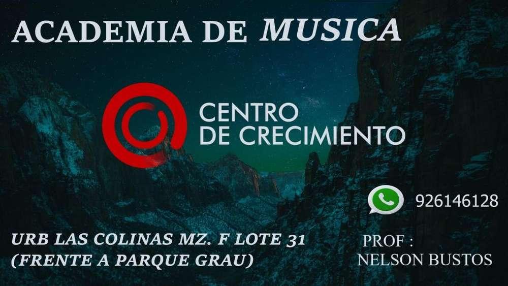 Academia de Musica Centro de Crecimiento