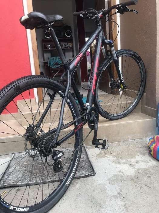 <strong>bicicleta</strong> Marca Gw Hyena