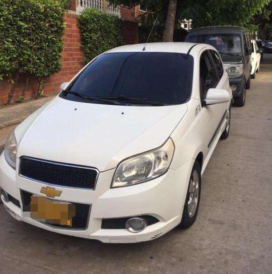 Chevrolet Aveo Emotion 2010 - 107000 km