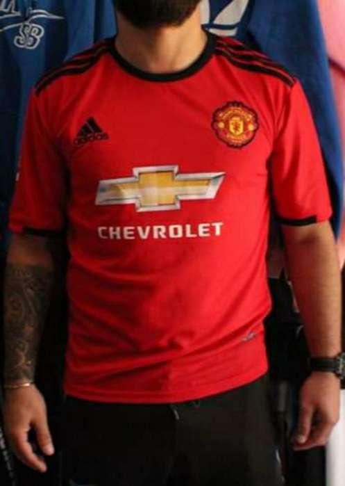 Camiseta de Manchester United