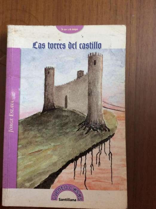 Las torres del castilloLibro de plan lector