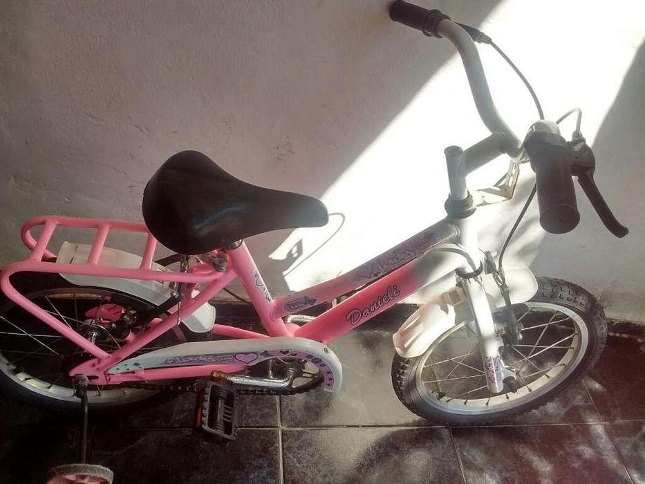 Impecable.. Bicicleta Rodado 14 Nueva.