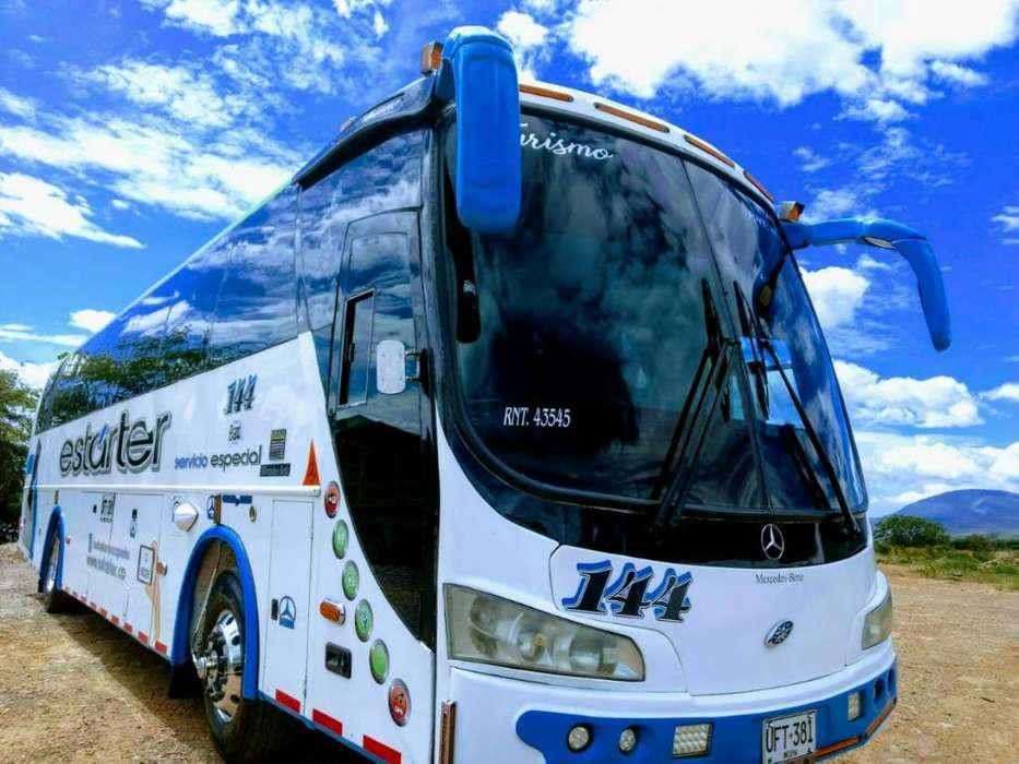 Servicio de Transporte Especial Turísmo
