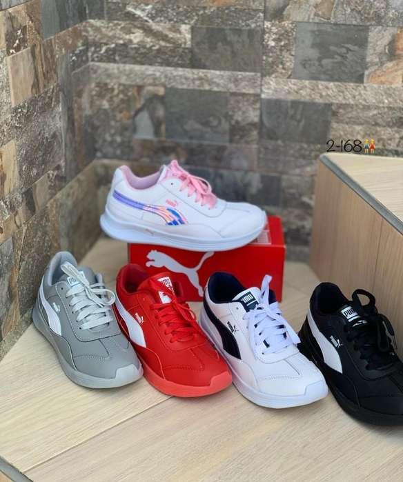 Zapato Tennis Deportivo Puma