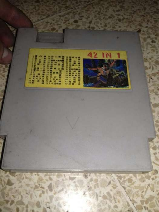 <strong>nes</strong> 42 In 1 Funcional