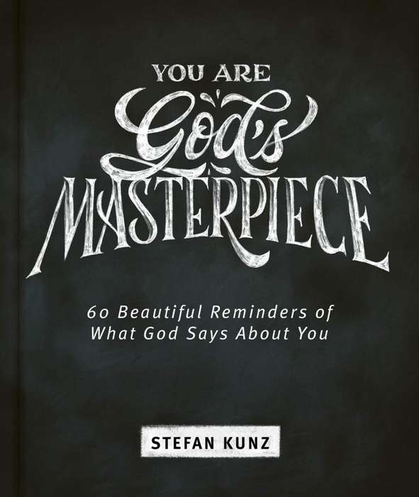 Libro You are God's Masterpiece Stefan Kunz