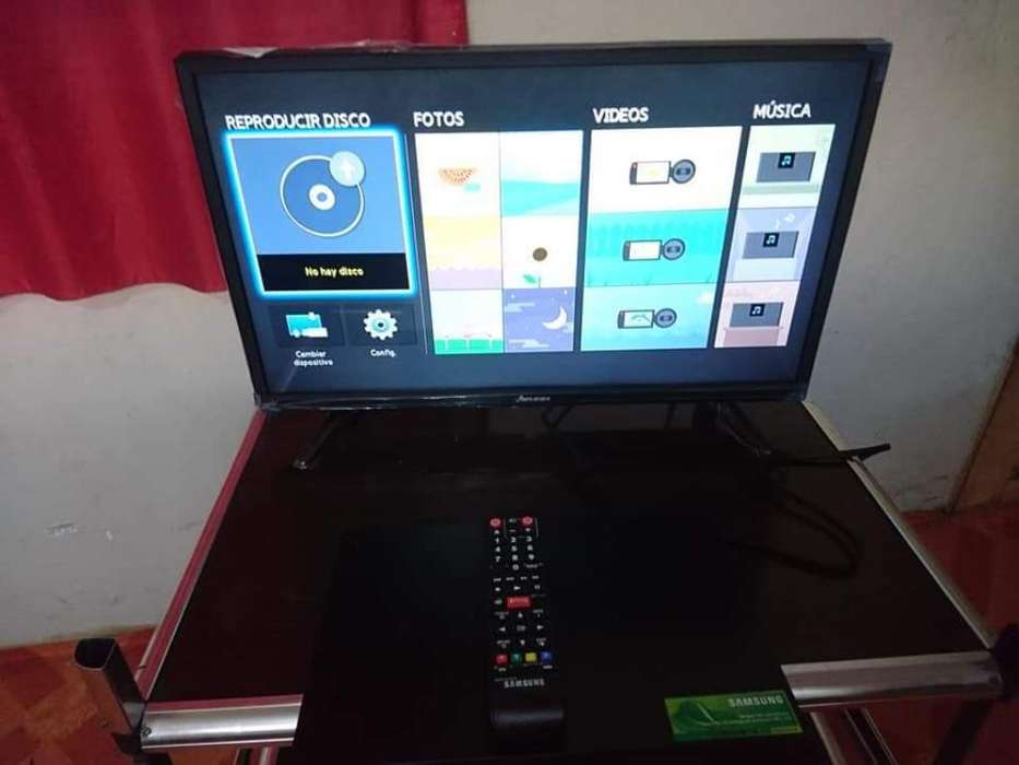 Vendo Nuevo Bluray Samsung Modelo Bd-j45