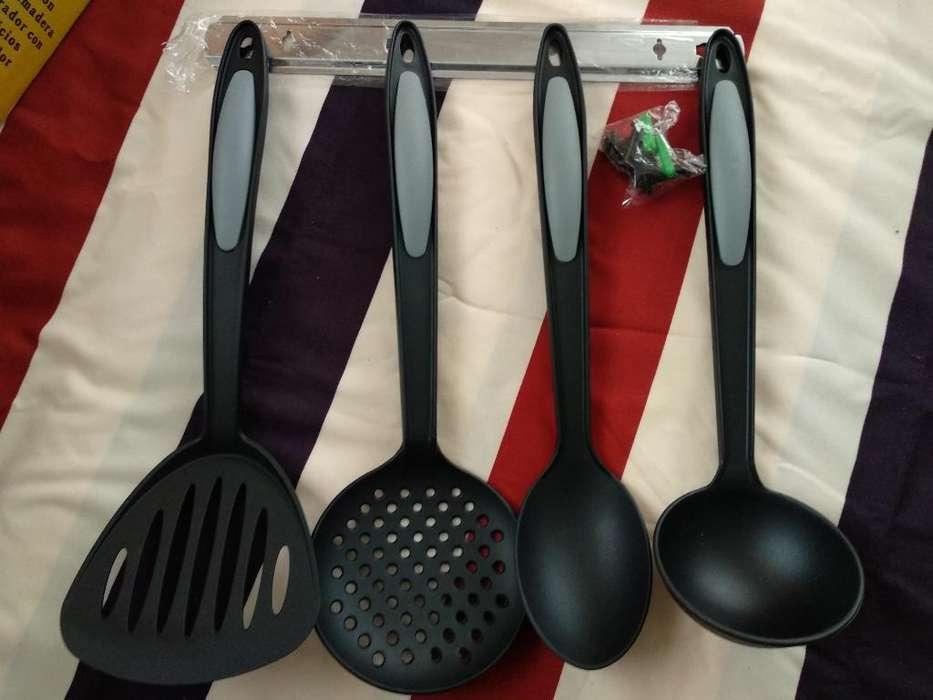 Utensilios de Cocina 5 Piezas