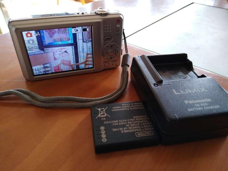 Cámara Panasonic Dmc-f3