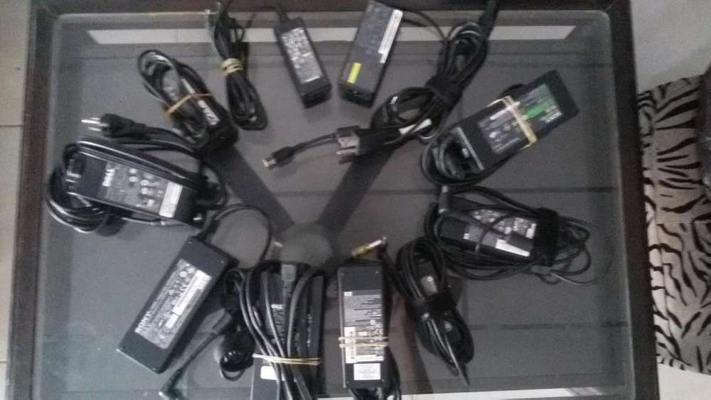 cargadores para portatiles