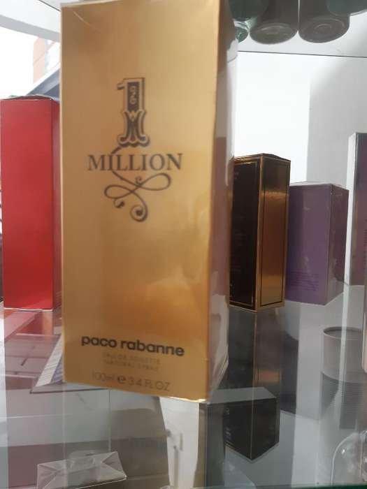Perfume 1 Million de Paco Rabanne Origin