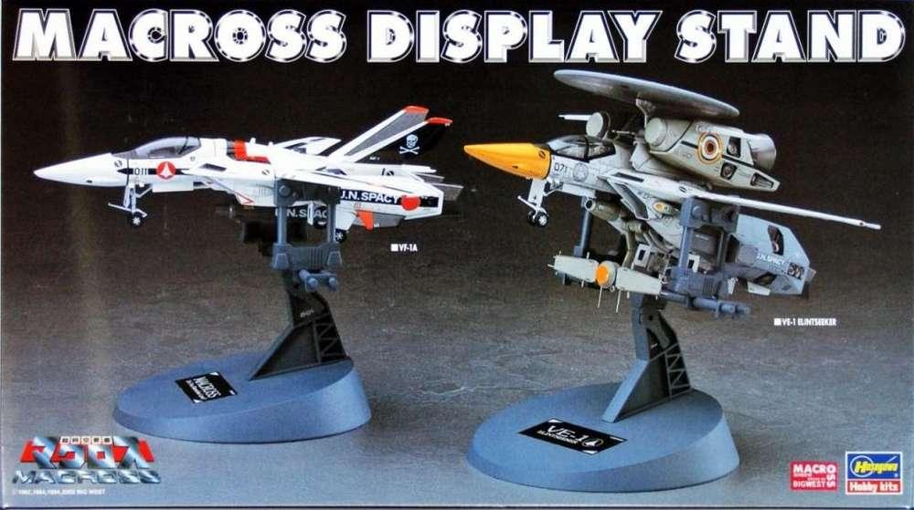 Hasegawa Macross Robotech Display Stand